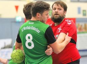 Christoph Wallroth will mit den Handballfreunden gegen SW Havixbeck den zweiten Sieg in Folge einsammeln. Foto: Heidrun Riese